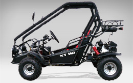 Buggy Kinroad 110cc adolescent